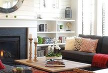 living room / by Heather Pulaski