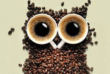 Coffee / Everything that is coffee and that goes into coffee. / by Lisa Perez