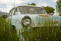 Abandoned Autos / by Hemmings Motor
