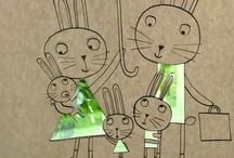 Bunnies / by Rach