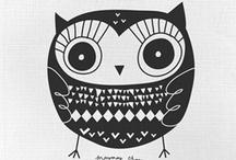 Owls / by Rach