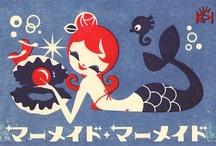 Mermaids / by Rach