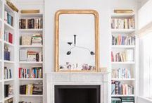 Bookcases etc. / by Remodelaholic .com