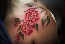 tattoo ideas. / rockin' tattoo ideas. / by Haley Cary