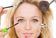 Kiss & Makeup / Make up tips and tricks. / by Rebekah