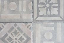 interior details / wall coverings, tiles, flooring, paneling, stairs and joinery details  / by Stacy Andell