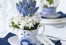 Table Settings and Centerpieces / by Julia Hernstedt
