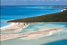Turks & Caicos - Caribbean / The Turks & Caicos has world class hotels, beaches, diving, and dining. Famous stretches of uncrowded beaches and vibrant coral reefs perfect for family or couples. On land or below the water, you'll relax in the unique serenity, hospitality and beauty of these islands. / by RumShopRyan - Caribbean Blog