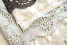 Linen and Lace / by Zahidee Mercedes