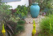 Fountains, Rain barrels, etc... / This board has fountains, rain barrels, rain chains, etc.  / by Christine Jensen