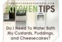Misc Kitchen Tips and Facts / by Lynn's Kitchen