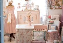 Dream Craft Room and Great Ideas / by Carolyn Hyatt