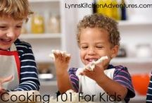 For the Kids / by Lynn's Kitchen