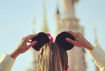 Disney Stuff / by Emily Robison