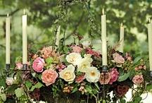 Pretty Florals / by Carolyn Hyatt