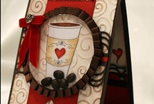 Latte & Tea Cup Cards / by RichardAdriana Romero