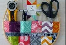 SEWING ROOM IDEAS / by Pink Chalk Fabrics - Modern Quilt Fabric and Sewing Patterns