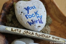 Sticks and Stones / nature inspired crafts / by Sharon Was-here