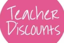 Teacher stuff / by Lauren Delius