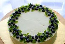 CAKES easy to make / by Ekaterina Noskova