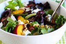 Salads / by Sharon Williams