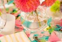 flower arrangements / by Carlee Ormond