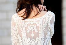 lace & ruffles / by Danielle Lizardi