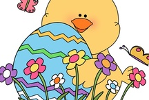 Easter Clip Art / by MyCuteGraphics