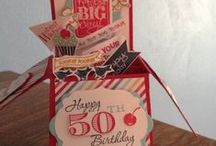 stampin up / by Mary Tolley