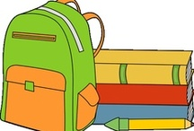 School Supplies Clip Art / by MyCuteGraphics