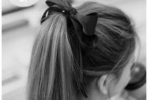 Mon Cheveux noirs! / by Karo Santana