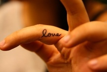 Ink I Love / by Susie Sterland Reed