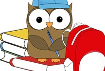 Owl Clip Art / Cute owl clip art images. Several more can be found on MyCuteGraphics. :) / by MyCuteGraphics