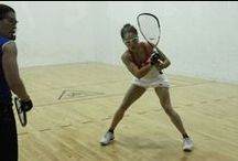 Racquetball / by Ellie Stanton