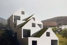 Houses / by make+haus