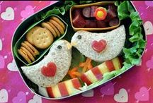 Kids Lunches / by Stacey Baker