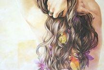 Art I <3 / by Brianna Lee