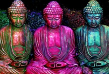 Thailand, Buddhas and Asia / by Audrey Andrée Cress