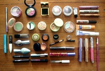 Beauty and  Makeup ideas / by Anne Takacs