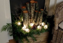 Winter Whimsy / Decoration Ideas / by Tena Collyer