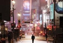 New York - my favourite city in the world / by Vija Anton