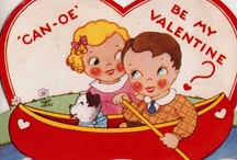 Will you be my valentine? / by Cynthia Black