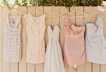 Bridesmaids Wedding Ideas / Help me with ideas for the wedding! July 2012 :) I'll be pinning some bridesmaid dress options and colors too :) / by Anika Shaw