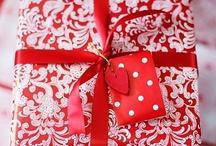 Gift-Wrapping Extravaganza! / by Kia Jaikaran