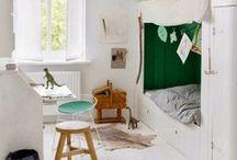 Nurseries | toddler rooms / by Kelsey J.