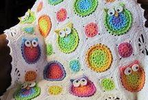 Crochet / by Lori Howlett