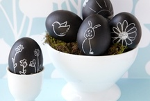 Easter / Easter ideas, Easter crafts, Easter candy, Easter bunnies, Easter eggs, Easter recipes, Easter inspiration. / by Tanya Brauer