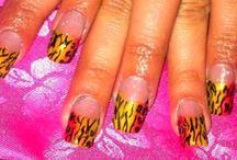 Get Nailed / Nail art!! / by Tina Nava