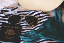 Travel / by Jenna Grembowiec