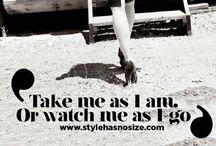 iSay / Quotes / by Tina Nava